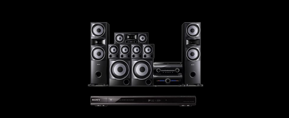 Home Theatre Component Systems