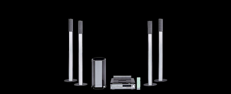 We Provide Highly Stylized Home Theaters Which Gives Excellent Sound Quality.
